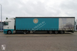 Mercedes Actros 1841 tractor-trailer used tautliner
