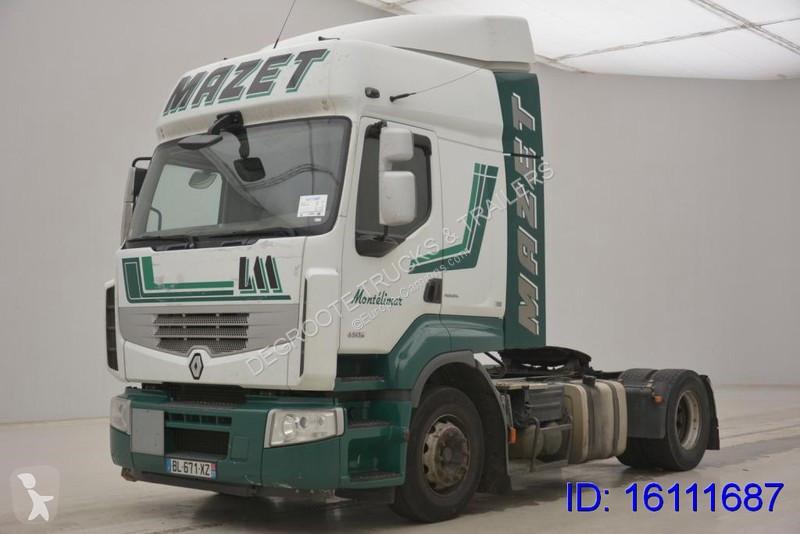 View images Renault Premium 450 tractor unit