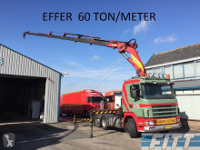 Scania R124 tractor unit used