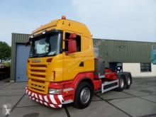 Cabeza tractora usada Scania R 560
