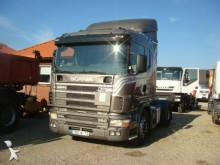 Scania hazardous materials / ADR tractor unit L 114L380