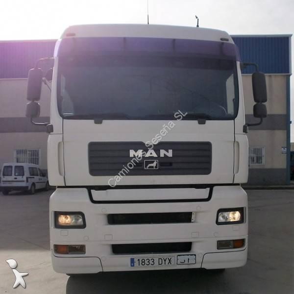 Voir les photos Tracteur MAN TGA