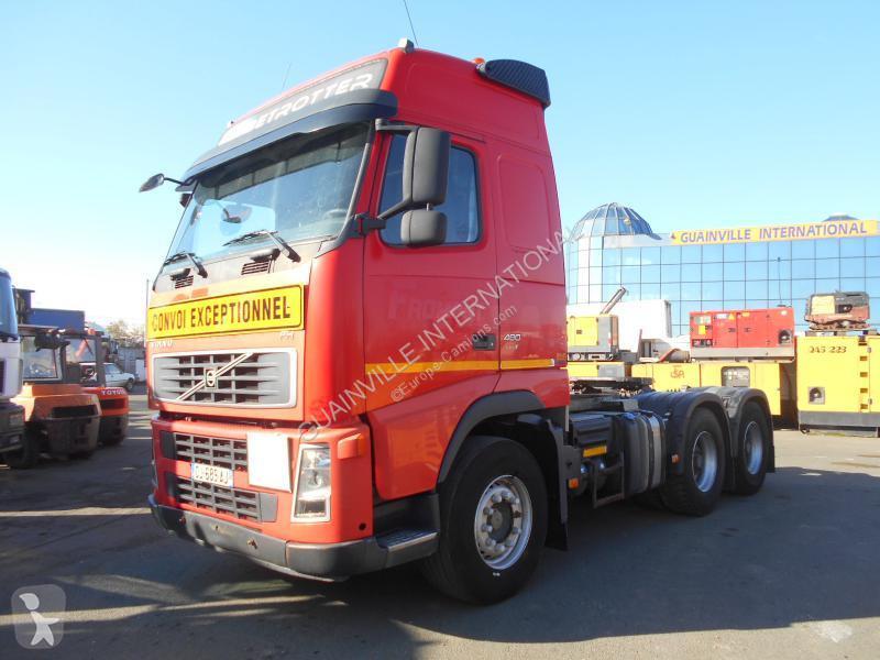 Voir les photos Tracteur Volvo FH 480
