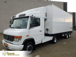used refrigerated truck
