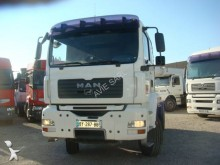 MAN TGA 18.400 tractor unit used