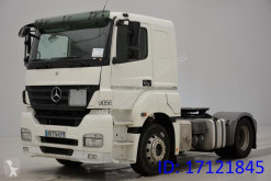 Mercedes hazardous materials / ADR tractor unit Axor
