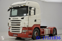 Scania hazardous materials / ADR tractor unit R 380
