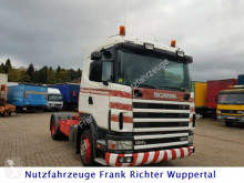 Scania R420hydr. verstellb. Sattelp.org.389Tkm,TÜV03/21 tractor unit used