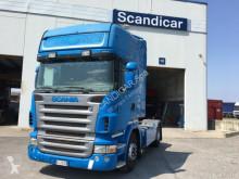 Влекач Scania LA R480 LA4X2MNA втора употреба