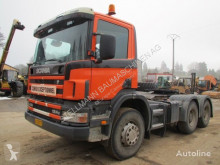 Tracteur Scania 124C.420 6x4 occasion