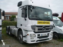 Mercedes Sattelzugmaschine Schwertransport Actros 3351