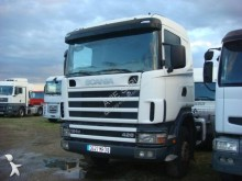 Scania C 124C420 tractor unit used