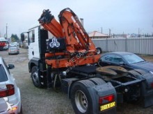 Traktor specialtransport MAN TGA 18.350