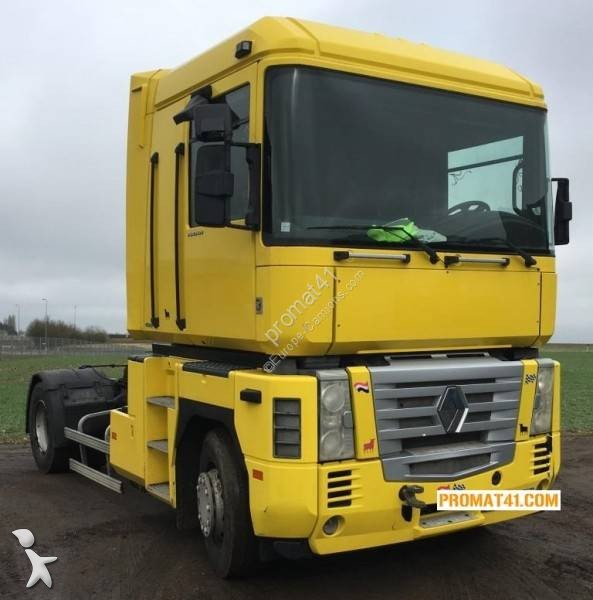 View images Renault AE 400 tractor unit