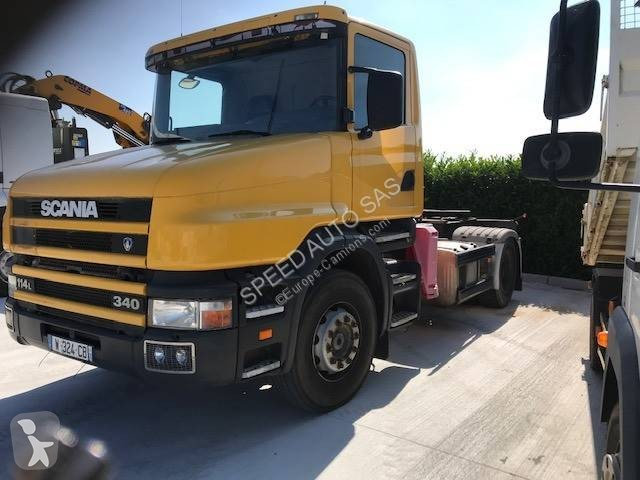 Voir les photos Tracteur Scania L 124L