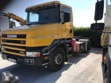 Cap tractor Scania L 124L second-hand