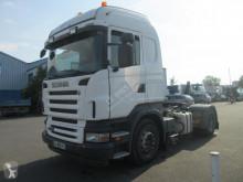 Cabeza tractora productos peligrosos / ADR Scania R 420 High Line