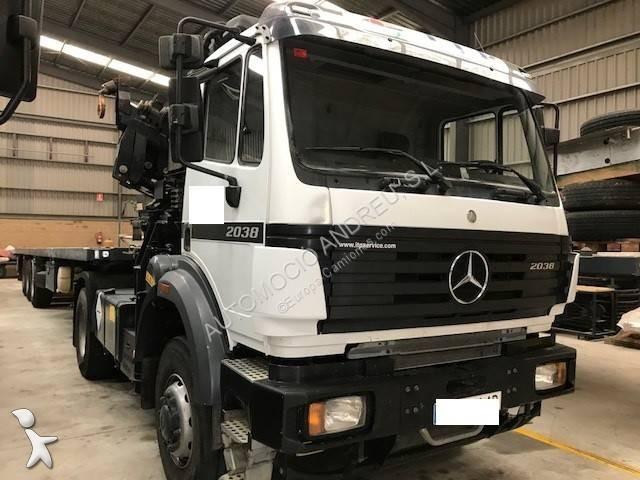 View images Mercedes AK tractor unit