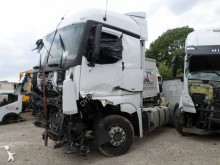 Tracteur Mercedes Actros 1845 accidenté