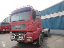 MAN TGA 26.440 tractor unit used