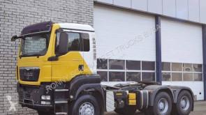 Tracteur MAN TGS 33.440 6x6 BBS 33.440 6x6 BBS, Hydraulik occasion
