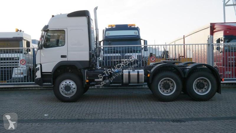 Voir les photos Tracteur Volvo FMX 540