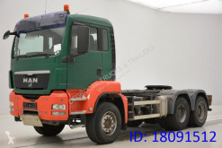 MAN TGS 33.440 tractor unit used