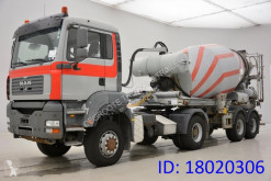 MAN TGA 18.430 tractor-trailer used concrete