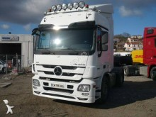 Tracteur Mercedes Actros 1860 occasion