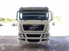 MAN tractor unit used