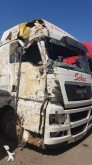 Tracteur MAN TGX 18.480 accidenté