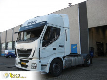 Iveco Stralis 420 tractor unit damaged