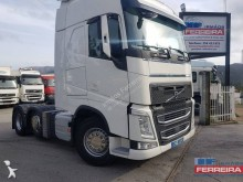 Volvo FH 460 tractor unit used exceptional transport