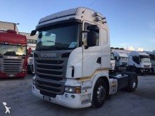 Scania R 480 tractor unit used hazardous materials / ADR