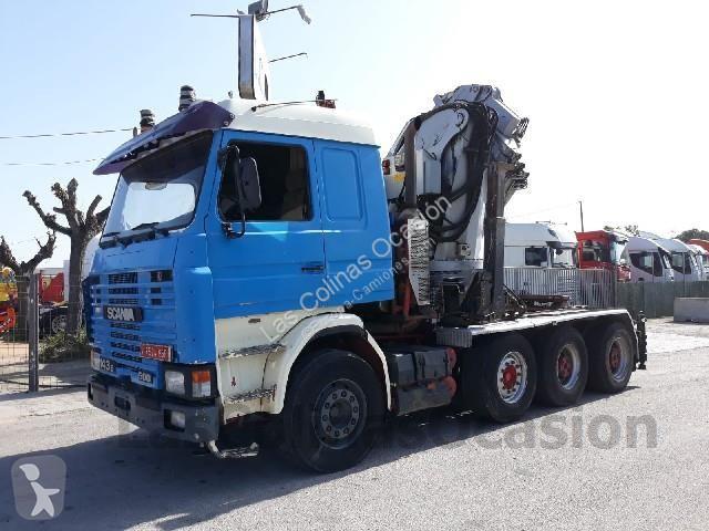 Voir les photos Tracteur Scania 143 E