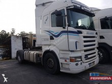 Trekker Scania R 420 High Line tweedehands