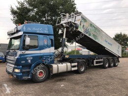Ensemble routier benne DAF CF
