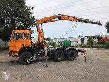 tracteur Iveco 340 V8 AIR COOLED MANUAL/HANDGESCHAKELD