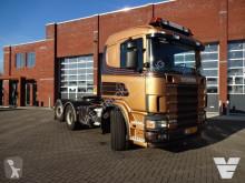 tracteur Scania 164-580 6x2*4 Optiecruse - Retarder, Low Kilometer!, Old Tacho