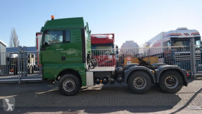 Cabeza tractora MAN TGX 33.540 usada
