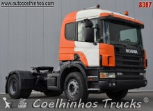 Scania G 124G360 tractor unit used
