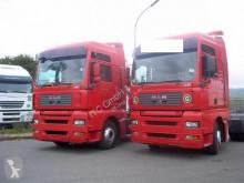 MAN tractor unit 18.390TGA XXL German Truck 1-Hand Vollausst.