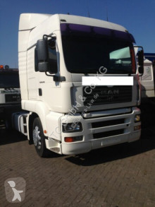 MAN 18.430 SZM Kipphydraulik German Truck tractor unit used