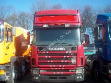 Tahač Scania 124-470 Topline Retader Kipperhydraulik
