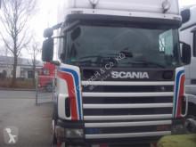 Tracteur Scania 124-470 SZM Schaltgetriebe German Truck occasion