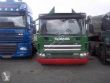 Tracteur Scania 114-360 SZM Klima Euro:4 K.Haus Klima Germ