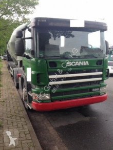 Tractor Scania SZM 114-380 German Truck