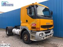 tracteur Sisu Kerax 470 Steel suspension, Manual, Telma - Retarder, Hydraulic, Airco, Hub reduction