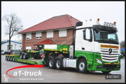 Used heavy equipment transport tractor-trailer Mercedes LS 2658 6X4, Schwerlast 120t, + Faymonville STBZ-4VA -2012