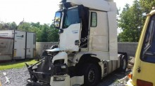 MAN TGX 18.440 tractor unit damaged